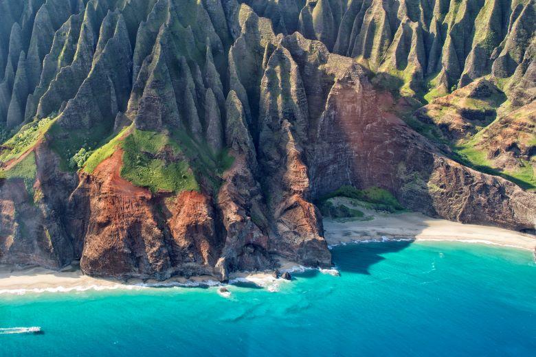 ハワイ・カウアイ島