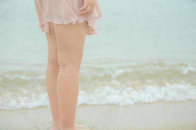 沖縄の5月はすでに夏