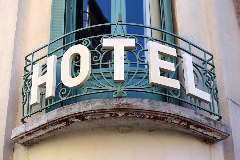 フランスホテルのランクについて