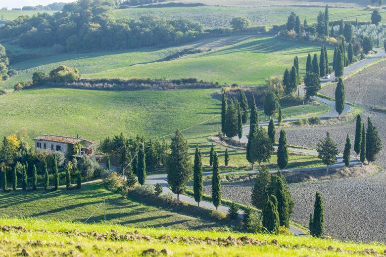 イタリアトスカーナ地方
