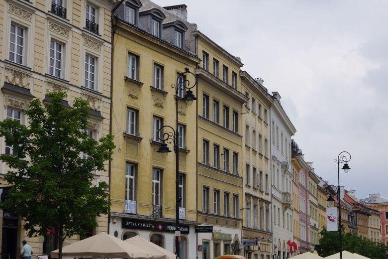 ポーランドの首都