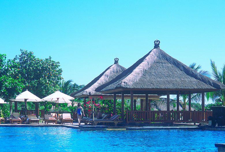 インドネシアのホテル