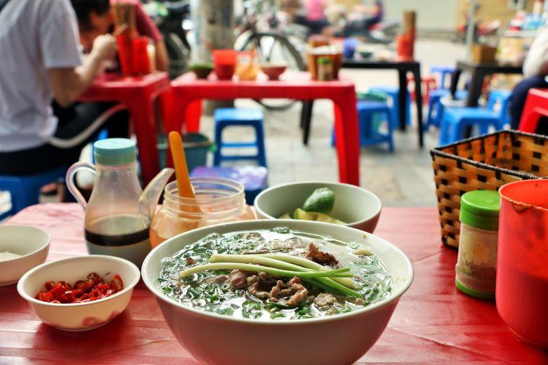 ベトナム料理のフォー