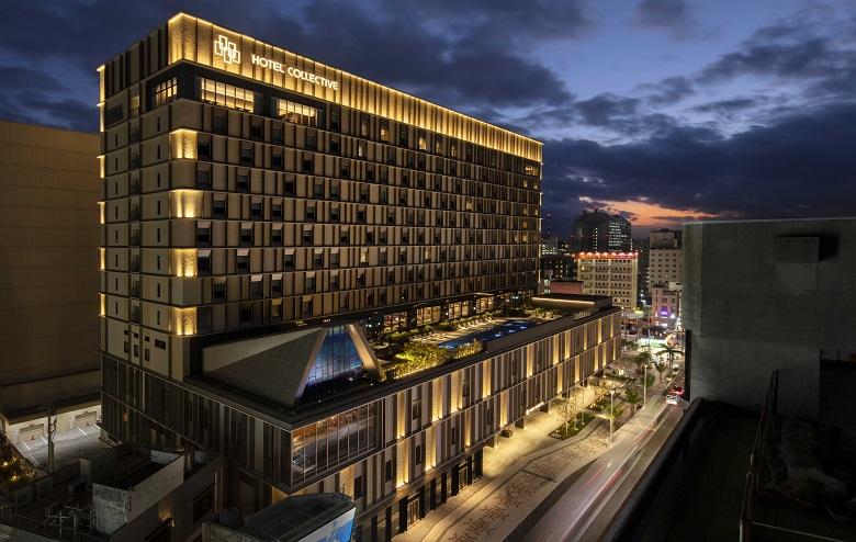 ホテルコレクティブ夜景