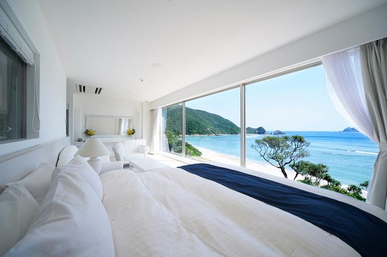 お部屋からの贅沢な眺め