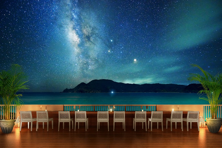 奄美大島のおこもり宿「THE SCENE」
