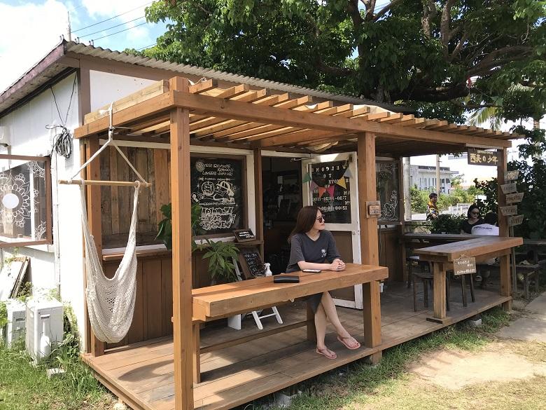 西表島・上原港近くでおすすめのカフェ「西表の少年」