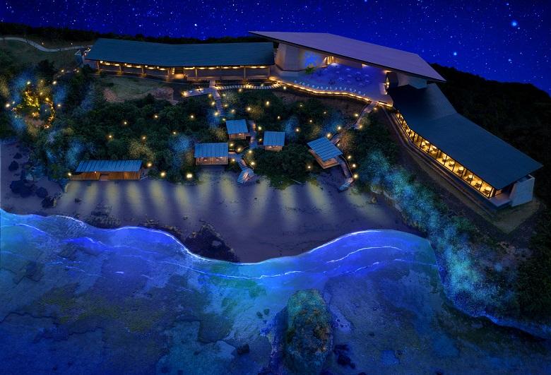 星野リゾートバンタカフェ・冬のイルミネーションイベントとは